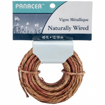 40' Naturally Wrapped Wire
