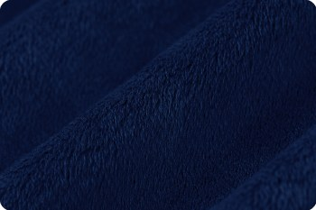 "Cuddle Fleece, 60""- Blues- Navy"