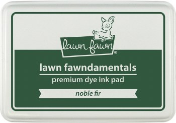 Lawn Fawn Premium Dye Ink- Noble Fir
