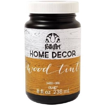 FolkArt Home Decor Wood Tint 8 oz- Oak