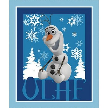 Licensed Fabric Panel- Olaf