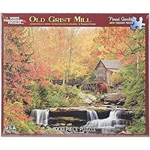 Old Grist Mill - 1,000 Pieces