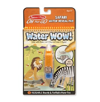 Melissa & Doug On The Go Water Wow!- Safari