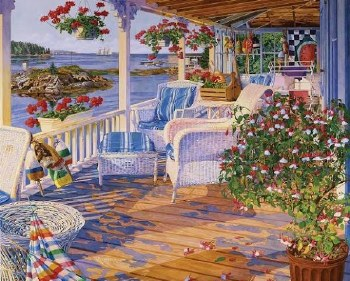 On the Water - 300 Piece Puzzle