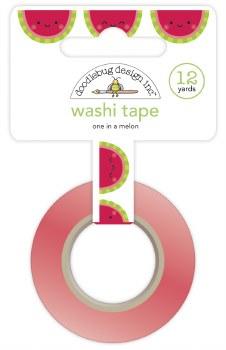 Bar-B-Cute Washi Tape - One In A Melon