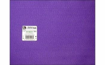 "Rainbow Classic Felt, 9""x12""- Orchid"