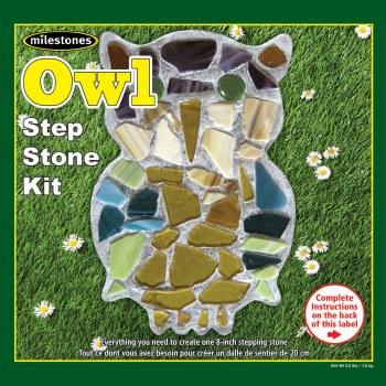 Stepping Stone Kit- Owl