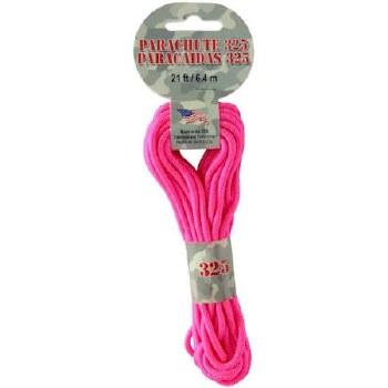 Parachute Cord 3mm x 21ft- Pink