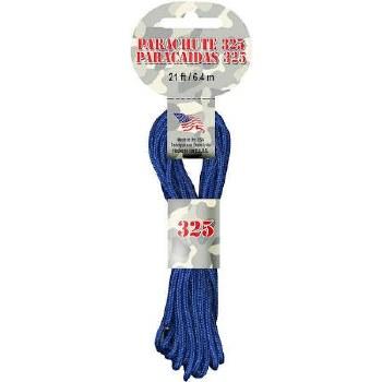 Parachute Cord 3mm x 21ft- Royal