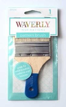 Waverly Pattern Brush