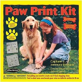 Stepping Stone Kit- Paw Prints