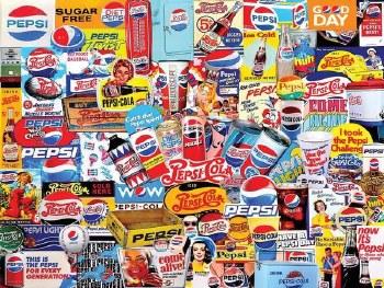 Pepsi - 550 Piece Puzzle