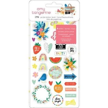 Amy Tangerine Picnic in the Park Stickers- Sticker Book