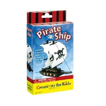 Creativity for Kids Mini Kits- Pirate Ship