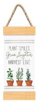 Banner Art- Plant Smiles