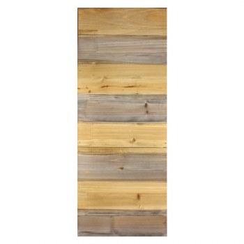 """11.75""""X29.75"""" Natural Wood Pallet Plaque"""