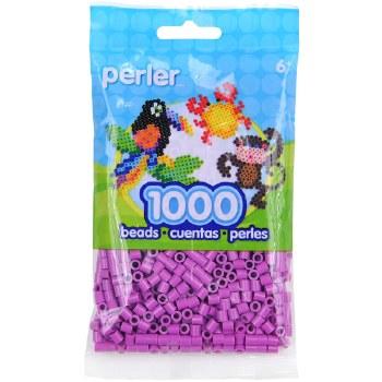Perler Beads 1000 Piece- Plum