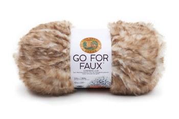 Go for Faux Yarn- Pomeranian