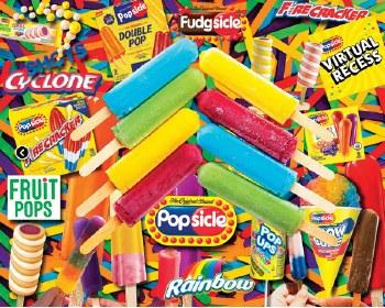 Popsicles - 1,000 Piece Puzzle