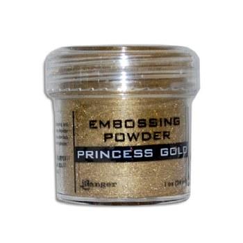 Embossing Powder- Princess Gold