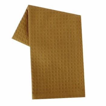 "Waffle Weave 20""x28"" Tea Towel- Pumpkin"