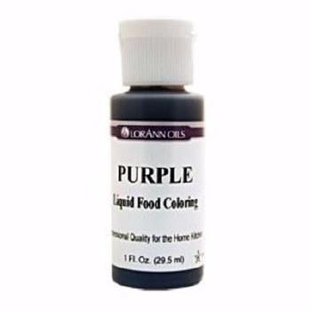 Food Coloring Liquid - Purple