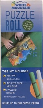 """Puzzle Roll Up Mat, 36"""" x 48"""""""