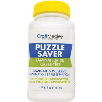Puzzle Saver Glue 4oz