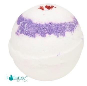 4.5 oz Bath Bomb- Raspberry Vanilla