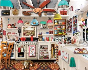 Retro Kitchen - 1,000 Piece Puzzle