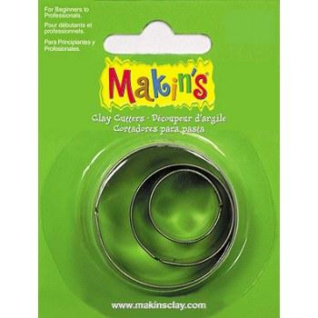 Makin's Clay Cutter - Round