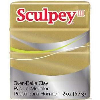 Sculpey III Polymer Clay - Buried Treasure