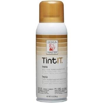 Design Master Tint It Spray Paint- Sepia