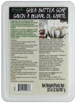 Soap Base Suspension - 2lb Shea Butter