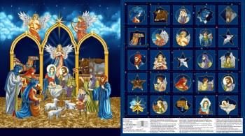 Christmas Panel - Advent Calendar