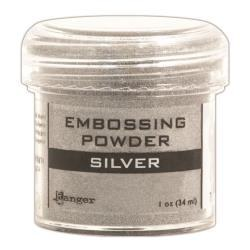 Embossing Powder- Silver