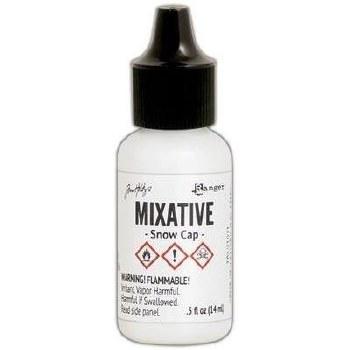 Alcohol Ink Mixative- Snow Cap
