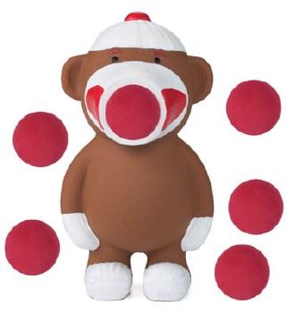 Hog Wild Popper- Sock Monkey