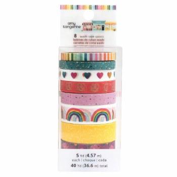 Amy Tangerine Slice of Life Washi Tape Pack