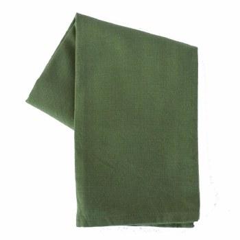 "Solid Weave 20""x28"" Tea Towel- Sage"