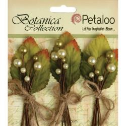 Botanica Spring Berry Clusters- Yellow/Green