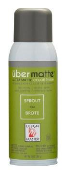 Design Master Ubermatte Spray Paint- Sprout
