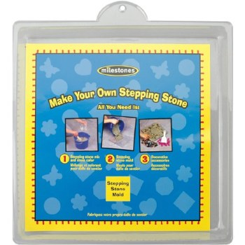 """Stepping Stone Mold- 12"""" Square"""
