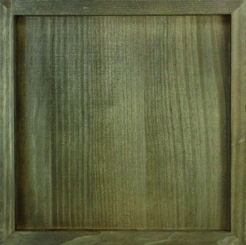 "11.75"" Square Wood Tray"