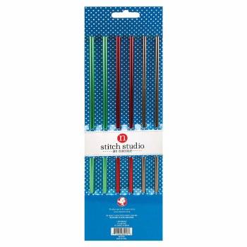 Aluminum Knitting Needles- 8/9/10