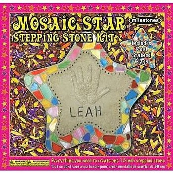 Stepping Stone Kit- Mosiac Star
