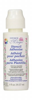 Stencil Magic Adhesive Dauber, 1oz.