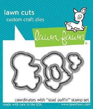 Lawn Fawn Stud Puffin Craft Dies