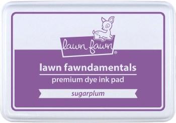 Lawn Fawn Premium Dye Ink- Sugarplum