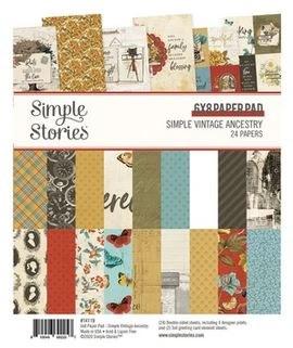 Ancestry 6x8 Paper Pad